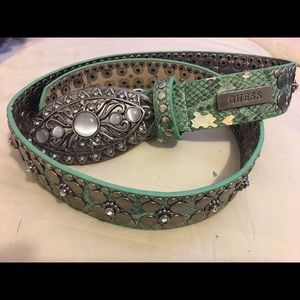 Guess Accessories - Guess belt size S